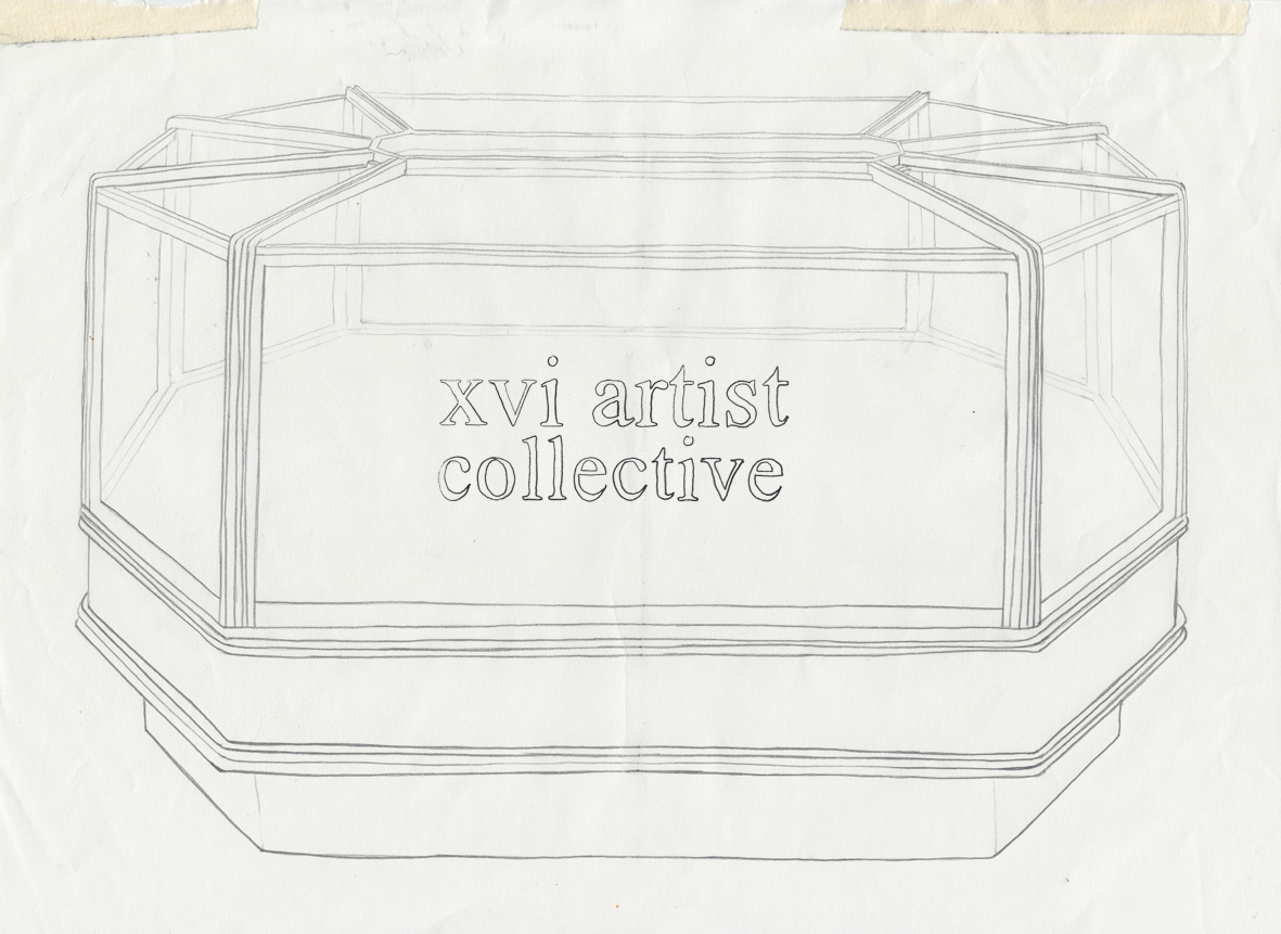 xvi artist collective, art, artist, exhibition, leytonstone arts trail, london