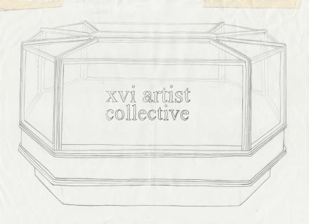 xvi artist collective, art, artist, exhibition, leytonstone arts trail, london