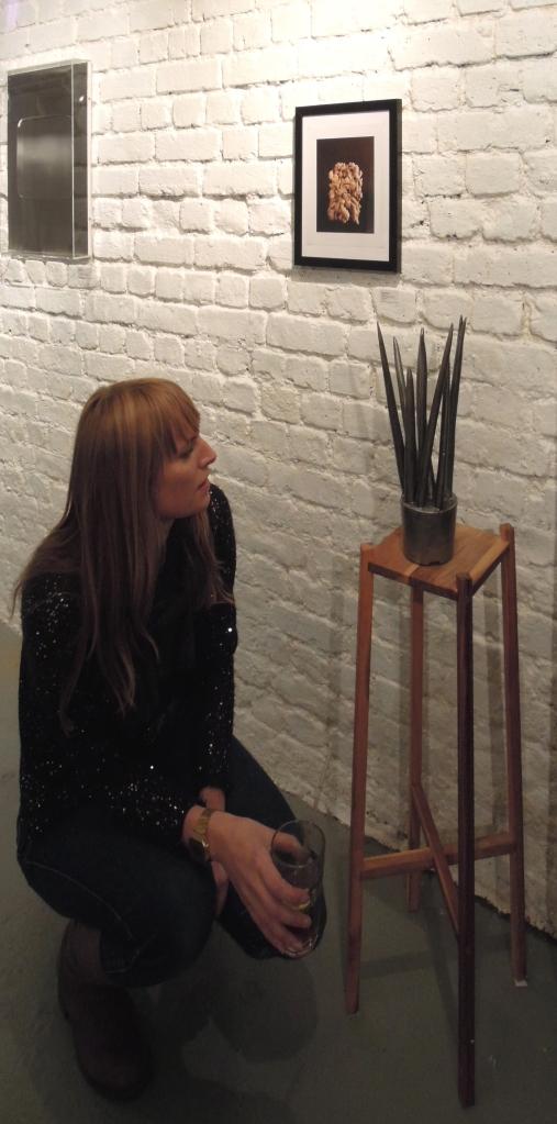 Karolina Magnusson-Murray's piece.