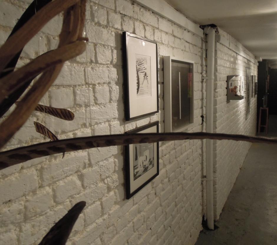 xvi artist collective, art, london, la petite muerte, drawers gallery, exhibition