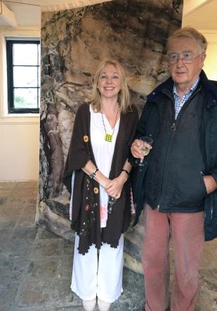 Caroline and Francis