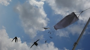 Jane Oldfield, Flying People