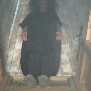 Miss Jessel's ghost