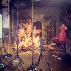 Live photoshoot